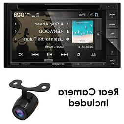 "Kenwood Audio DDX26BT 6.2"" Double Din Bluetooth WVGA Touch"