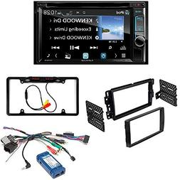 "DDX595 eXcelon 6.2"" DVD Receiver with Bluetooth with Dash Ki"