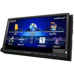 "DDX770 Car DVD Player - 7"" Touchscreen LCD - 88 W RMS - Doub"
