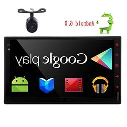 """Eincar New Developed 7"""" Android 6.0 Quad Core HD Capacitive"""