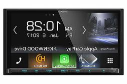 New Kenwood DMX7704S Double 2 DIN Media Player Android iPhon