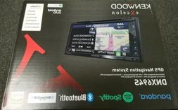 Kenwood DNX694S Double Din GPS Navigation System With Apple