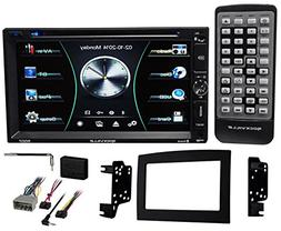 2006-2008 Dodge Ram 1500 Car DVD/iPhone/Pandora/Bluetooth/US