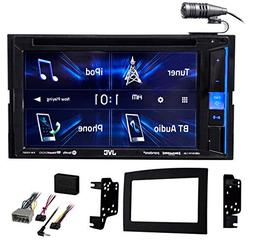 JVC DVD Player Monitor w/Bluetooth/USB/iPhone/Android For 20