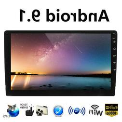 Double 2 Din Android 9.1 Car Stereo 10.1 Inch Touch Screen R