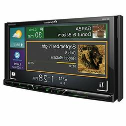 "Pioneer Double 2 Din AVH-600EX DVD/CD Player 7"" Bluetooth Si"