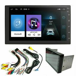"Double 2Din 7"" inch Android 9.1 Car Radio Head Unit In Dash"