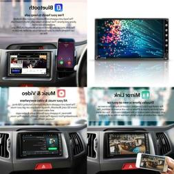 Double Din Android Car Stere Corehan 7 inch Touch Screen in