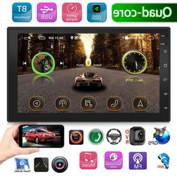 SWM 9218S Double DIN Android Car Stereo Bluetooth GPS USB FM