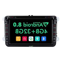 Double Din Car Stereo,Eonon Android 8.0 Radio, Applicable to