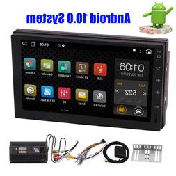 Double DIN Car Stereo Radio OBD2 DVR No DVD/CD Player GPS Na