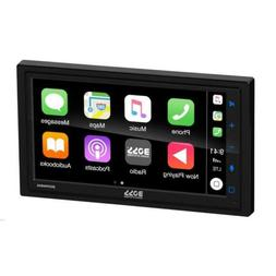 BOSS Double-DIN Multi Media Bluetooth® Car Stereo Receiver