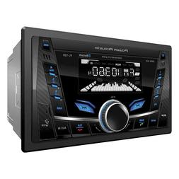 Power Acoustik Double Din PL-52B SD/WMA/MP3 Digital Media Pl