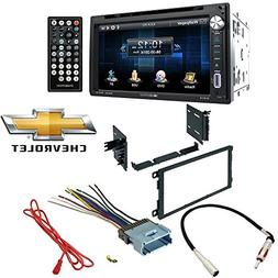 "Soundstream Double Din VR-651B DVD/CD/MP3 Player 6.5"" LCD Di"