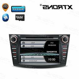 Double InDash Navigation 2 Din 8 Inch HD Digital Touch Scree