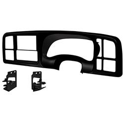 Metra DP-3002B Double DIN Dash Kit for 1999 - 2002 GM Full-S