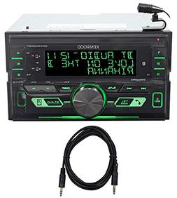 Kenwood DPX303MBT in-Dash CD Receiver w/Bluetooth USB/MP3/Re