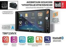 Dual XVM279BT Double Din Digital Media Receiver Car Stereo R