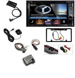 DVD CAR CD Stereo Receiver Dash Install MOUNTING KIT for Dod