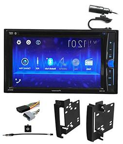 Pioneer DVD/CD Bluetooth Receiver iPhone/Android/USB for 201