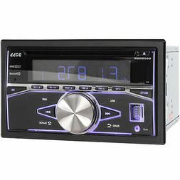 Boss Elite 660BRGB Double Din CD/AM/FM/MP3 /iPhone/USB/Bluet