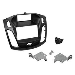 Scosche FD6215B Single/Double DIN Dash Install Kit for 2015-