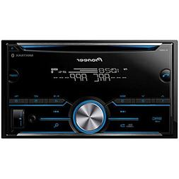 Pioneer FH-S500BT Double DIN CD Receiver with Improved Pione
