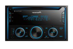 Pioneer FH-S520BT RB Double DIN CD MP3 Digital Media Player