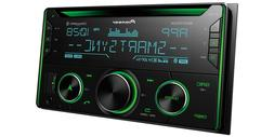 Pioneer FH-S720BS Double 2 DIN CD MP3 Player Bluetooth AUX U