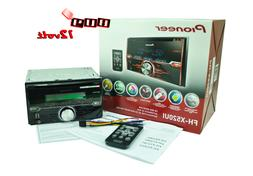 Pioneer FH-X520UI Double-DIN In-Dash CD Receiver USB AUX Inp
