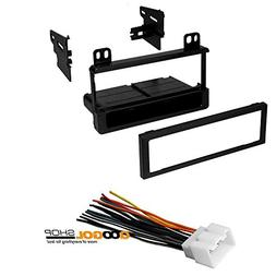 Ford 1998-2006 Expedition CAR Stereo Dash Install MOUNTING K