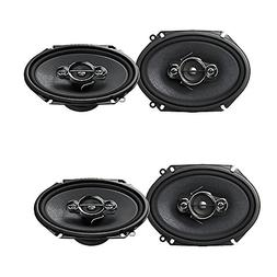 """1995-2011 Ford Ranger Front/Rear Pioneer 700W 5"""" x 7"""" / 6"""" x"""
