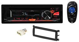 JEEP WRANGLER 2003-2006 JVC Stereo/Receiver/Radio/CD Player