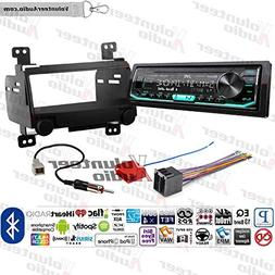 Volunteer Audio JVC KD-X360BTS Single Din Radio Install Kit