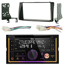 JVC KW-R920BTS Double Din Bluetooth CD MP3 Player Stereo Rec