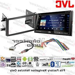Volunteer Audio JVC KW-V350BT Double Din Radio Install Kit w