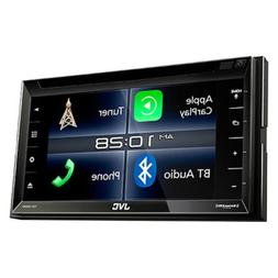 JVC KW-V820BT 6.8-Inch CarPlay Receiver Double DIN BT In-Das