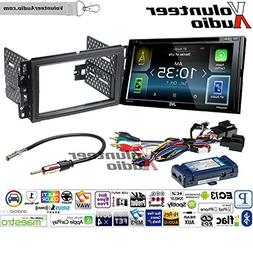 Volunteer Audio JVC KW-V830BT Double Din Radio Install Kit w