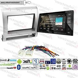 Volunteer Audio Kenwood DDX276BT Double Din Radio Install Ki