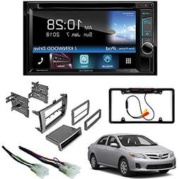 Kenwood DDX575BH DVD Receiver Built-in iPod, iPhone, and iPa