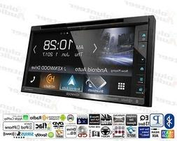 Kenwood DDX6704S Double Din Monitor Receiver with Apple CarP