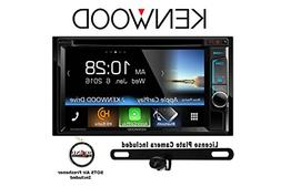 Kenwood DDX6903S DVD Receiver w/ Backup Rear View Camera & A
