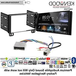 Volunteer Audio Kenwood DMX7705S Double Din Radio Install Ki