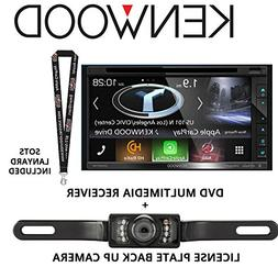 "Kenwood DNX574S in Dash Navigation System 6.8"" Touchscreen D"