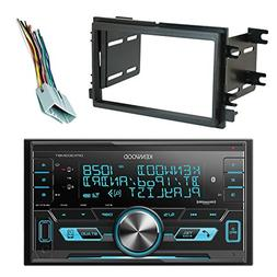 Kenwood DPX303MBT Digital Media Double-DIN Mechless Bluetoot
