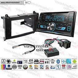 Volunteer Audio Kenwood DPX593BT Double Din Radio Install Ki