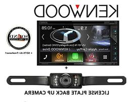 Kenwood Excelon DNX694S Double-Din AV Navigation System with
