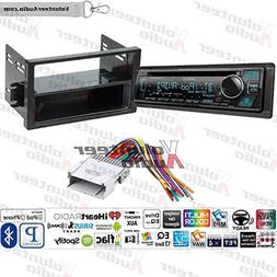 Volunteer Audio Kenwood KDC-BT375U Double Din Radio Install