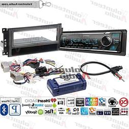 Volunteer Audio Kenwood KMM-BT325U Double Din Radio Install