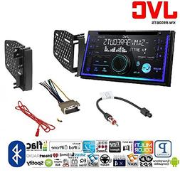 JVC KW-R930BTS Double 2 DIN CD/MP3 Player iHeart Radio Siriu